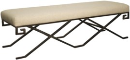 QS Ming Bench, Metal