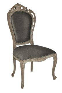 Orleon Side Chair, Weathered