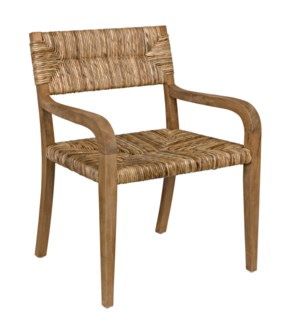 Bowie Arm Chair, Teak