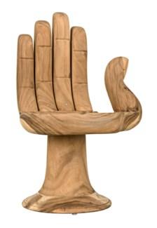 QS Buddha Chair, Teak