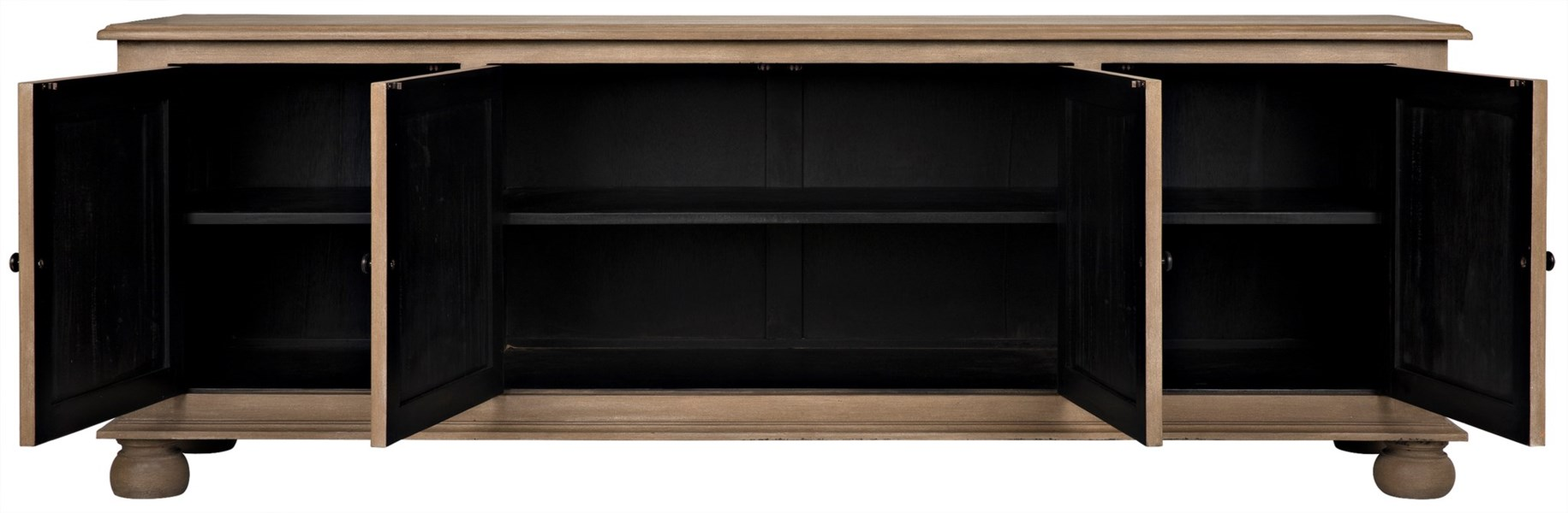 QS Theodore Sideboard, Weathered