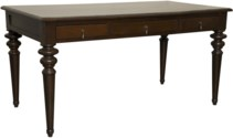 Colonial Writing Desk, Distressed Brown
