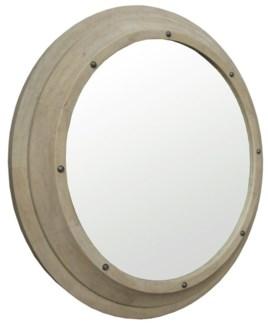 Porthole Mirror, Large