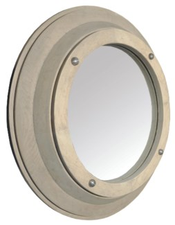 Porthole Mirror, Small
