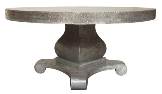 Bastille Table with Pedestal