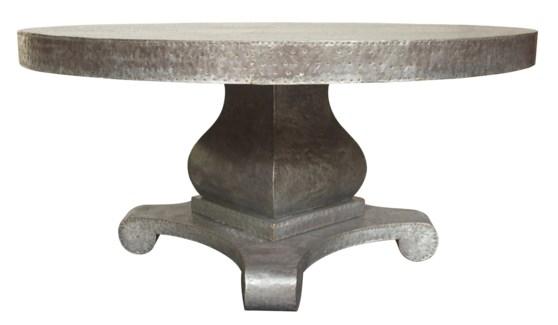 Bastille Table with Pedestal