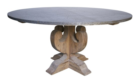 QS Curlin Dining Table