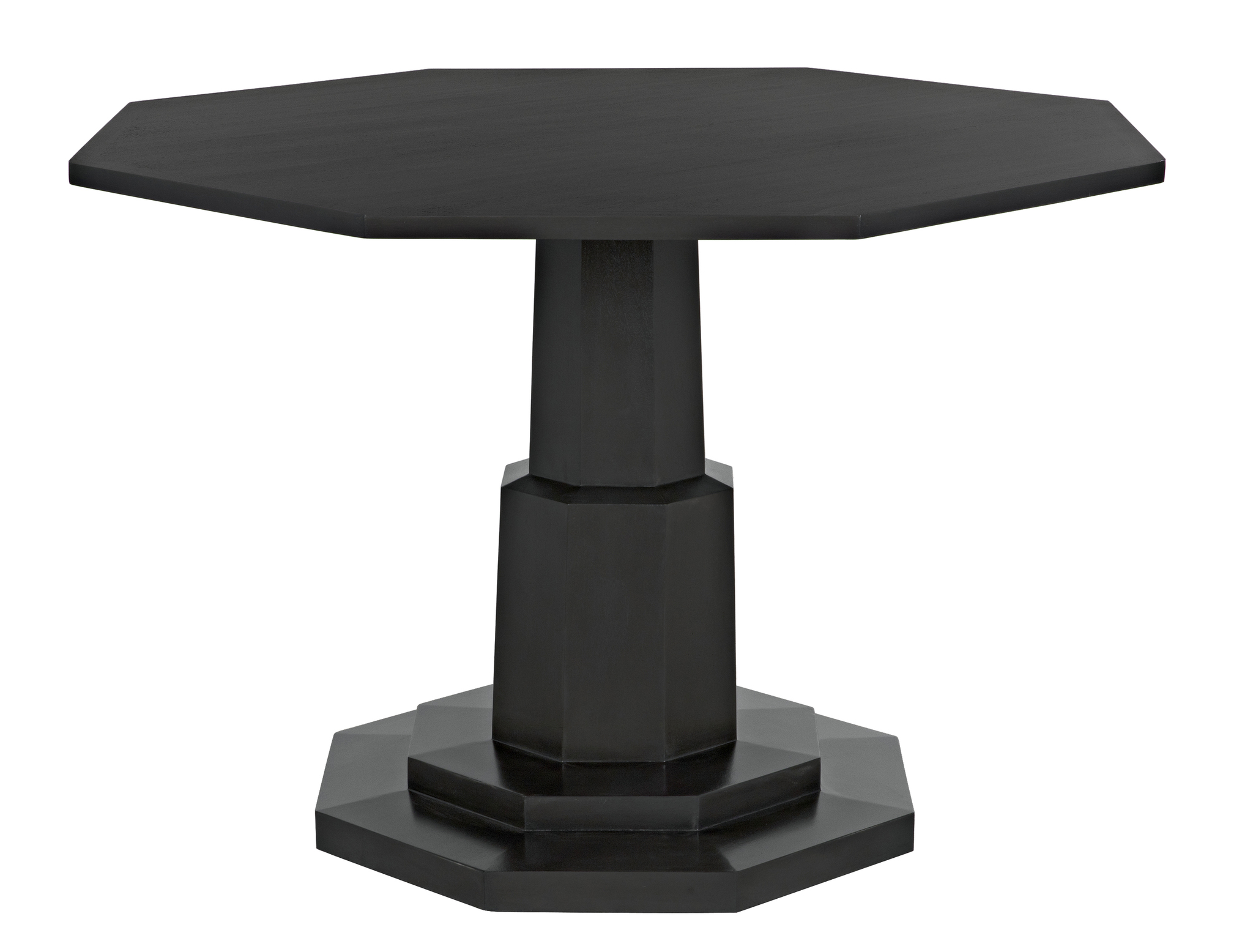 QS Octagon Table Pale dining tables