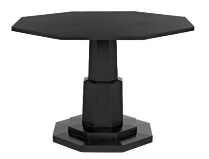 QS Octagon Table, Pale