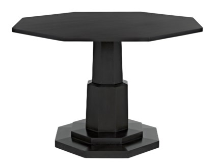 QS Octagon Table, Pale