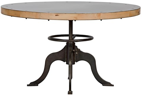 Sandwich Top Adjustable Table, 49""