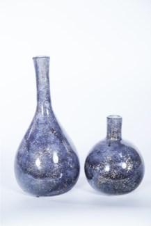 Set of 2 Bottles in Emperor's Stone Finish