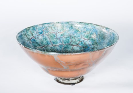 Lagoon Bowl in Star Gazer Finish