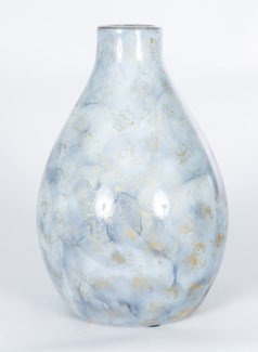 Starkey Vase in Smokey Haze Finish