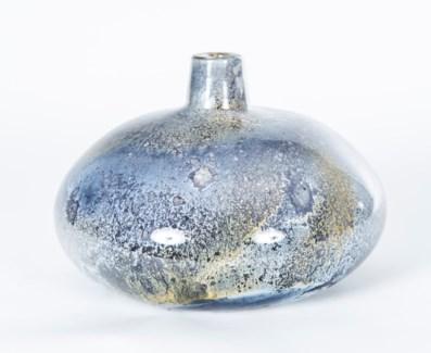 Small Talbot Vase in Supernova Finish