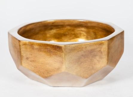 Bowl in Saffron