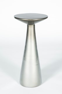 Accent Table in Mercury