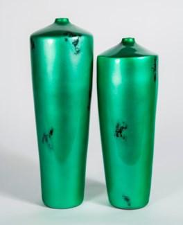 Medium Tibor Vase in Garden of Eden Finish