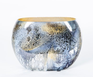Double Sided Bowl in Looking Glass Finish