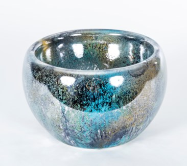 Double Sided Bowl in Fresco Finish