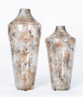Large Watson Vase in Rocky Bluffs Finish