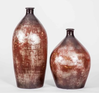 Large Anders Vase in Mexicana Finish
