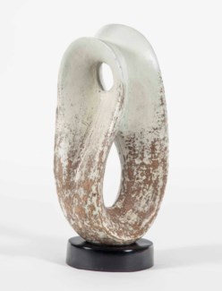 Edith Sculpture in Quails Egg Finish