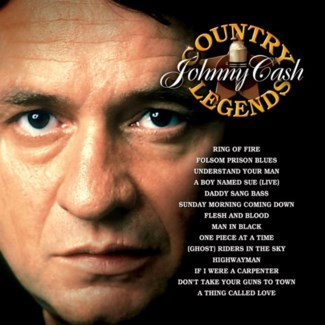 COUNTRY LEGENDS JOHNNY CASH