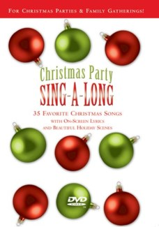 CHRISTMAS PARTY SING-A-LONG (DVD)