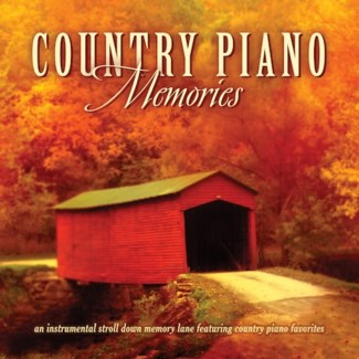 COUNTRY PIANO MEMORIES