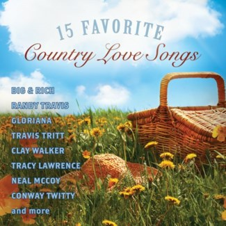 15 FAVORITE COUNTRY LOVE SONGS