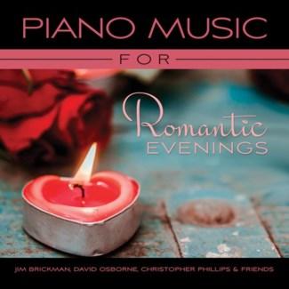 PIANO MUSIC FOR ROMANTIC EVENINGS