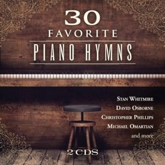30 FAVORITE PIANO HYMNS