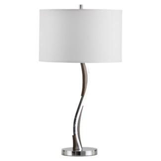 Serpentine Table Lamp