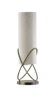 Internal Table Lamp Weathered Brass