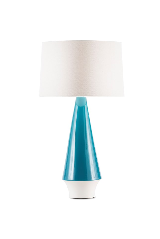 Buoy Table Lamp Teal