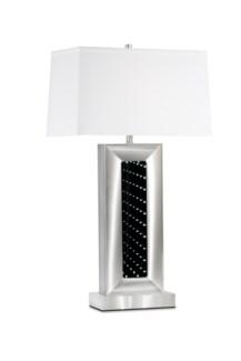 Perpetuum Infinity Table Lamp Silver
