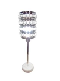 Jewels Table Lamp Chrome