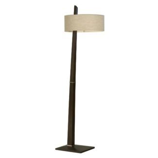 Tilt Floor Lamp Dark Brown
