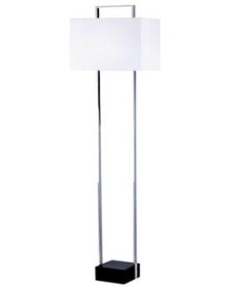 Stratum Floor Lamp Chrome