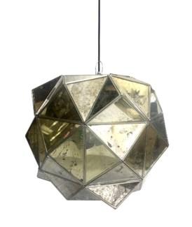 Estrella Pendant Antique Silver