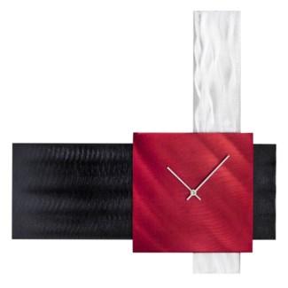 Align Clock, Red