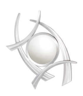 Scorpio Mirror Silver