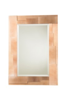 Terraced Wall Mirror Dorado Gold