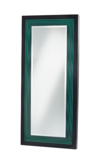 Vector Multi-Color Infinity Leaner Mirror Gloss Black