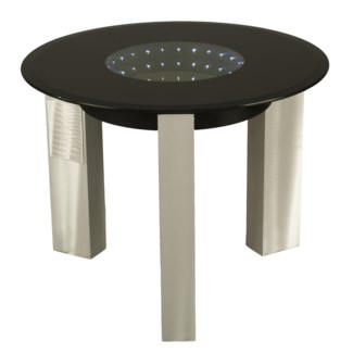 Stealth End Table