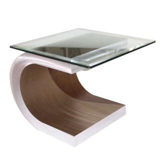 Meandering End Table
