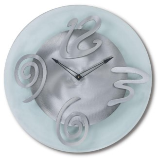 Hour Glass Clock