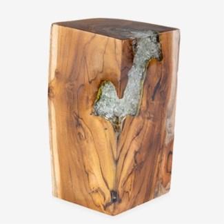 Uptown Icy Pillar - Small ( 5x5x9)