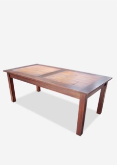 Leticia Rectangle Dining Table (78.9x39.4x29.5)